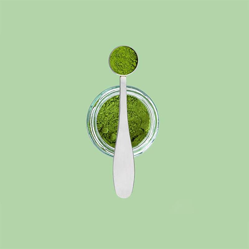 100% Pure Nature Green Tea Organic Matcha Powder with Custom Bio Bags - 4uTea | 4uTea.com