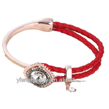 2020 Hot Sale Cheap Bands Red Rose Silicone Bracelets B168-364