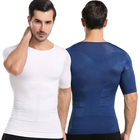 Top Vest Mens Compression Shirts Undershirt Slimming Tank Top Workout Vest Slim Body Shaper