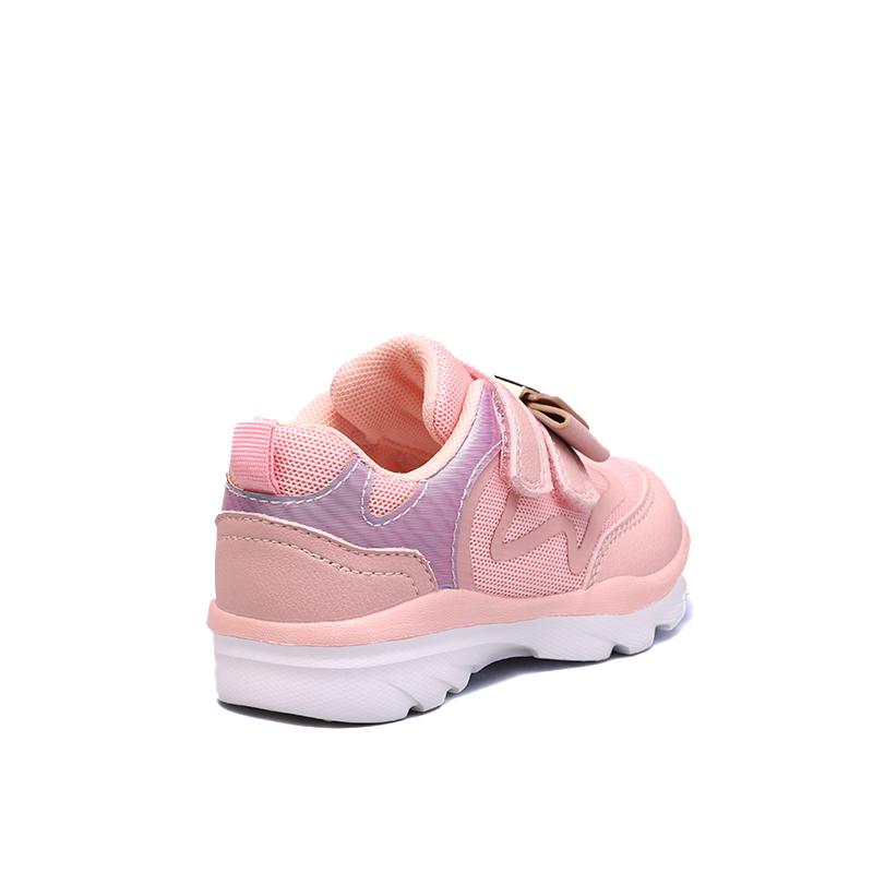 Оптовая продажа, новейшие кроссовки для девочек, Высококачественная модная спортивная обувь на платформе, кроссовки для детей