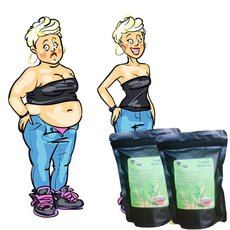 Own brand totally safe fast effect slimming body good quality anti fat tea - 4uTea | 4uTea.com