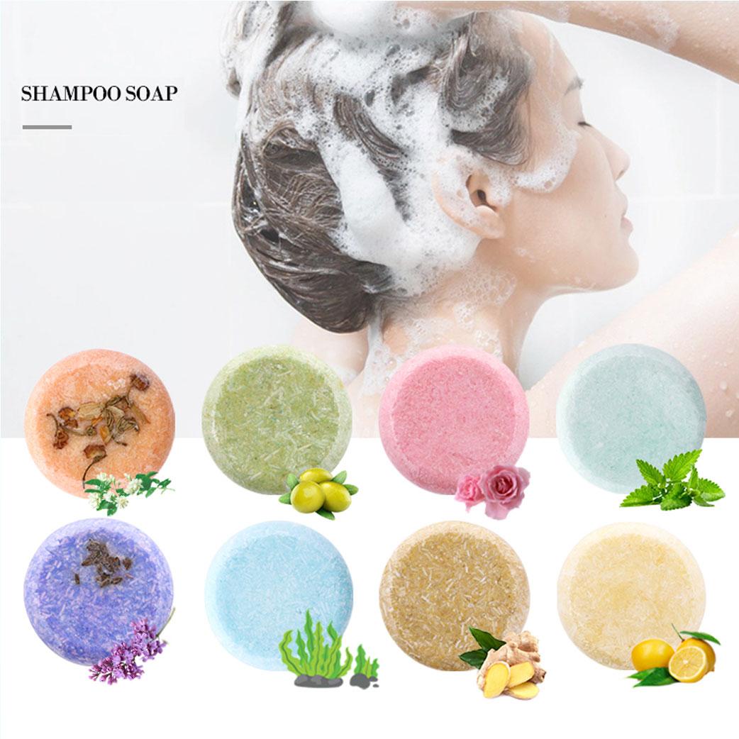 Factory Custom Private Label 55 g Rose Hair Soap Handmade Soap Bar shampoo