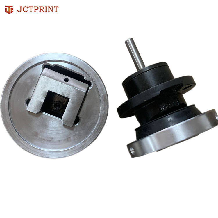 FLO FLW Flange type safety chuck for Air expanding shaft