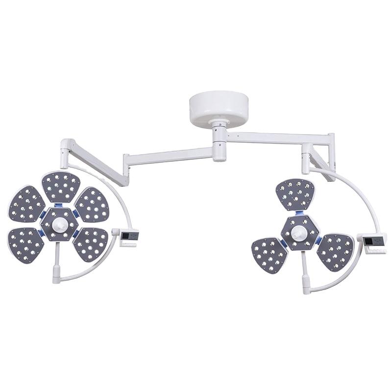 YSOT LED5 LED3 ручной хвостовик двойная светодиодная Хирургическая Лампа с количеством ламп более 60 30