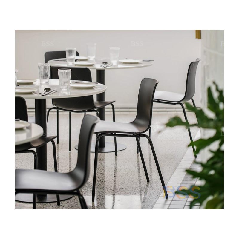 Топ 30 Ресторанный стол стулья набор конструкций 42 дюймовый круглый Corian кварцевые композитные столешница для обеденного стола