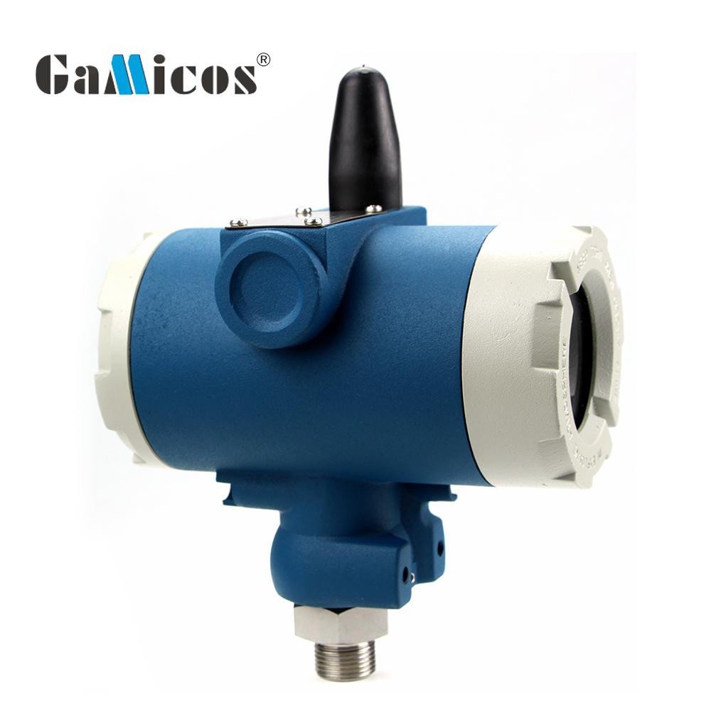 GPT245 ATEX Explosive proof 4g Remote digital temperature wireless pressure gauge