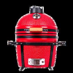 Portable Bbq Smoker Kamado Joe Grill 15inch Ceramic Bbq Ego Charcoal Grill