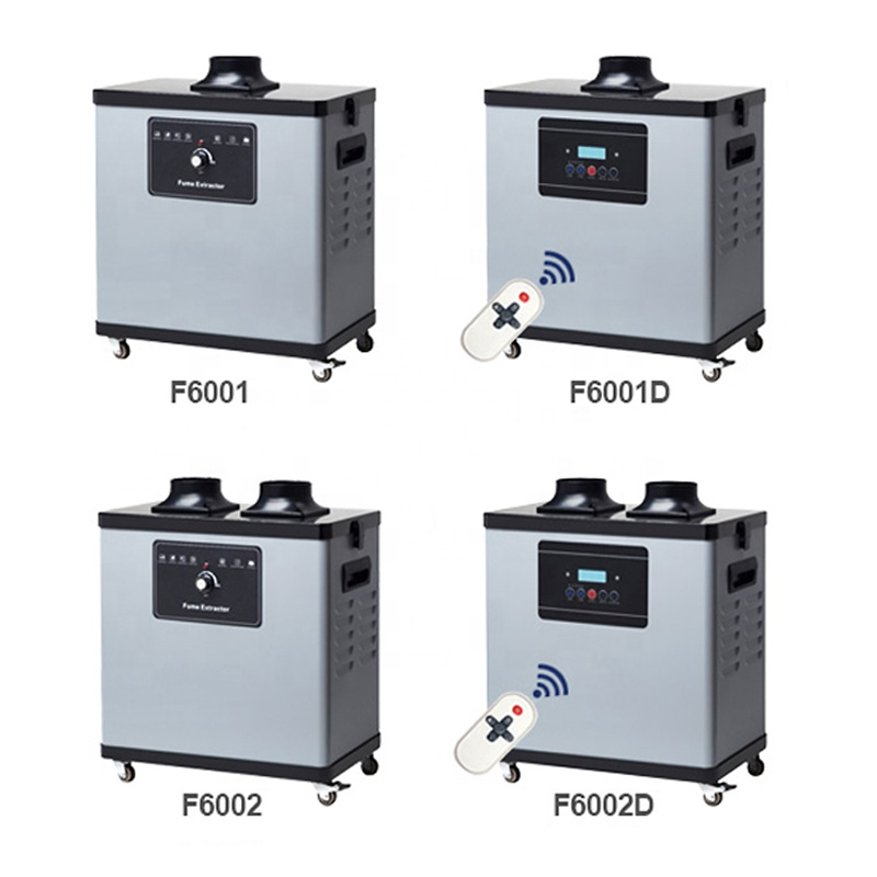 F6001 fume extractor for Moxibustion fumes