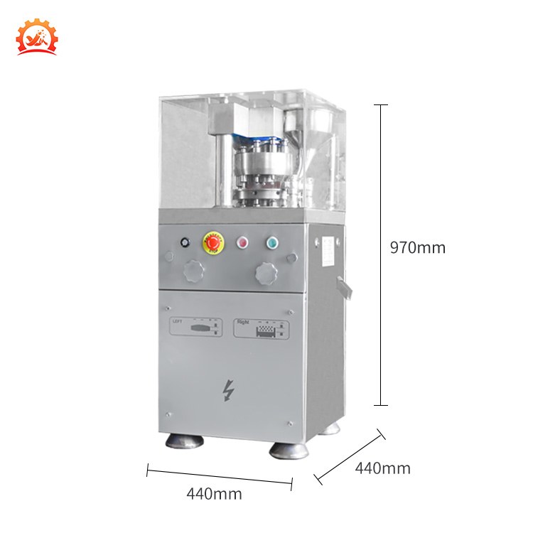 Hot selling mini rotary tablet press tablet press machine rotary rotary tablet pressing machine