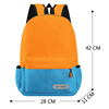orange/light blue