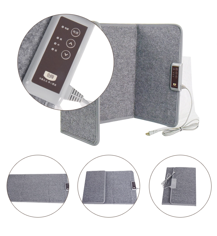 Tip-Over Protection Blood Circulation Electric Foot Leg Warmer