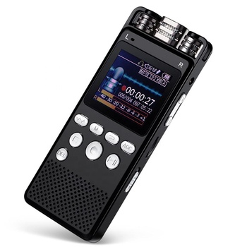 1563Kbps noise reduetion UBS microphone audio recorderdictaphone telephone line-in digital voice recorder