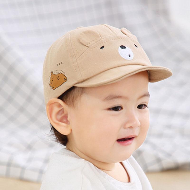 2020 new style baby boy girl cotton cute baseball cap