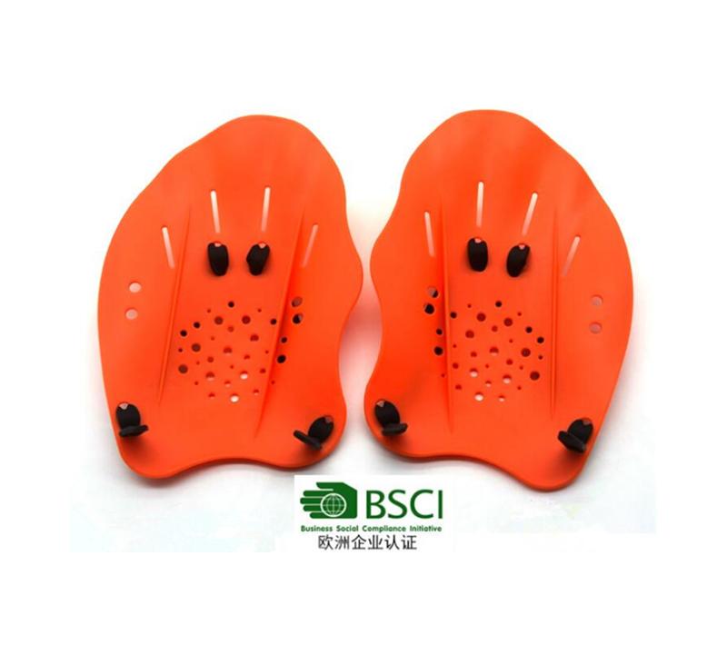 Professional Hand Paddles Swimming Paddle Swim Paddle With Customized Logo