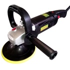 180mm Wheel Diameter Car Waxer Polishers Car Polisher Polishing Machine High Quality Car Polishers