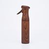 De madera de color marrón