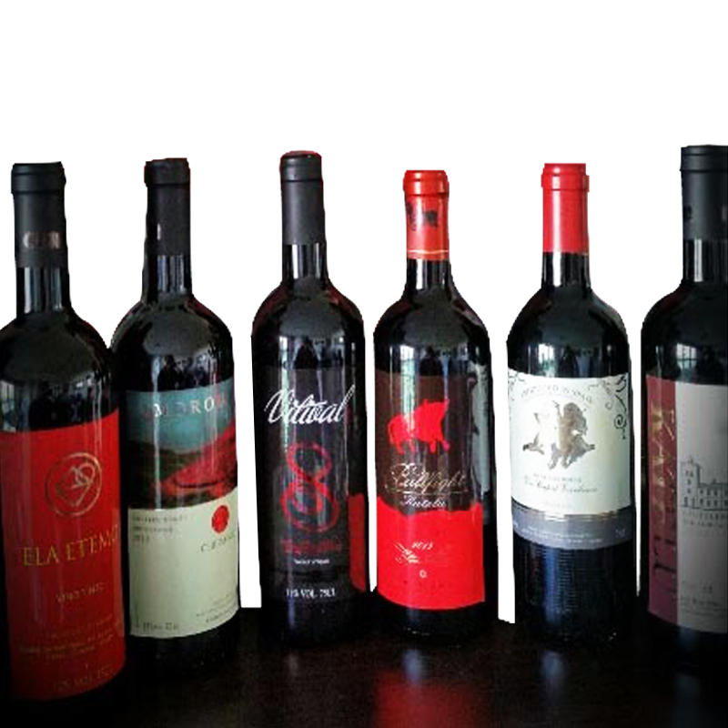 Wholesale Export High Quality OEM Label Bottle Red Wine Price