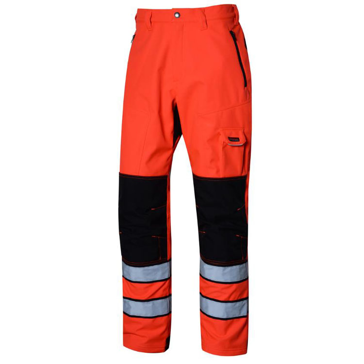Protection Cargo Reflective Trousers Outdoor Workwear Work Pants - KingCare | KingCare.net