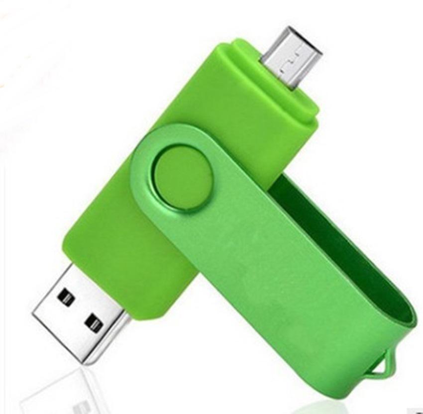 SATOSMART OTG USB Flash Drive 128GB 64GB 32GB 16GB 8GB 4GB 2GB Pen Drive Smartphone Pendrive OTG 2.0 USB Flash Drive - USBSKY | USBSKY.NET