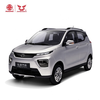 Huaihai New Energy 4 wheeler High Speed Auto Motor Electric Car for Adults