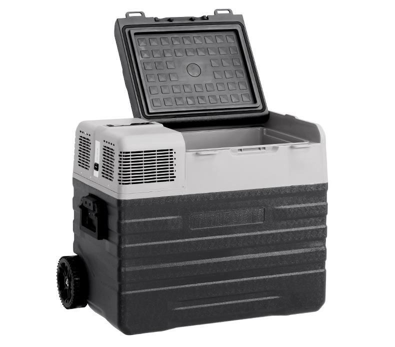 Alpicool mini Portable Car Cooler Box Refrigerator Rapid Cooling Solar Power for Travel Fishing Cooler Box Refrigerator