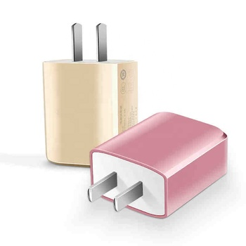 USB Mobile phone charger 5V 2A Charging Plug applies ip Phone charger