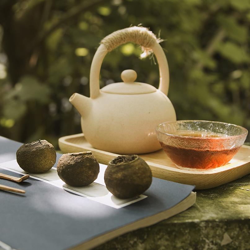 2021 New Product China Health Tea Tangerine Peel Puer Tea For Detox - 4uTea | 4uTea.com