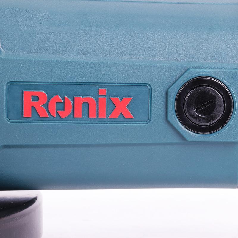 2021 Ronix 3221, угловая шлифовальная машина, 230 мм, высокопрочная угловая шлифовальная машина