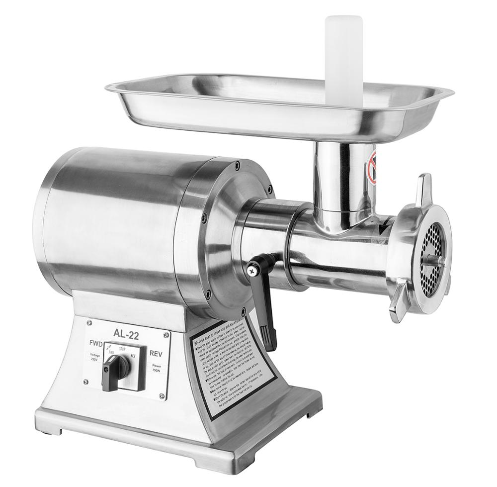 high quality AL-22 Home Commercial Electric Meat Grinder machine