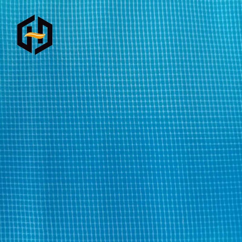 Фабричная оптовая продажа, тонкая сетчатая ткань на заказ из 100% полиэстера, композитная ткань