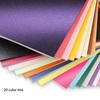 A4 20pcs 20color mix