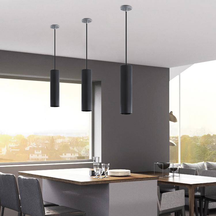 Современный промышленный подвесной кольцевой светильник VACE 12 Вт 20 Вт 30 Вт, столовая, светодиодный подвесной потолочный светильник