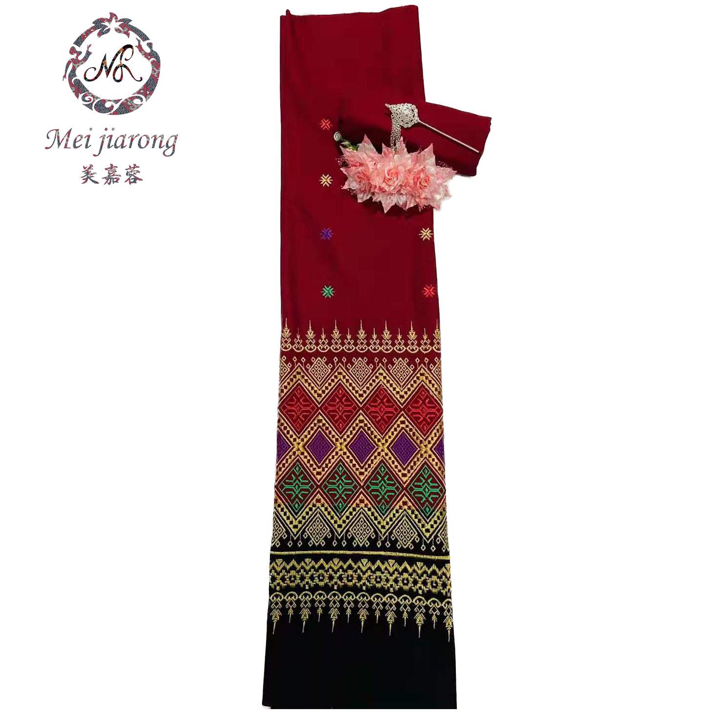 Factory direct custom wholesale apron longi batik tube skirt sarong