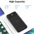 Portable Power For Iphone Charger Wireless Powerbank Slim Portable Charger Powerbank 10000mAh 20W PD Fast Charge Qi 15W Fast Wireless Power Bank 10000 MAh For IPhone 12 Mini Pro Max