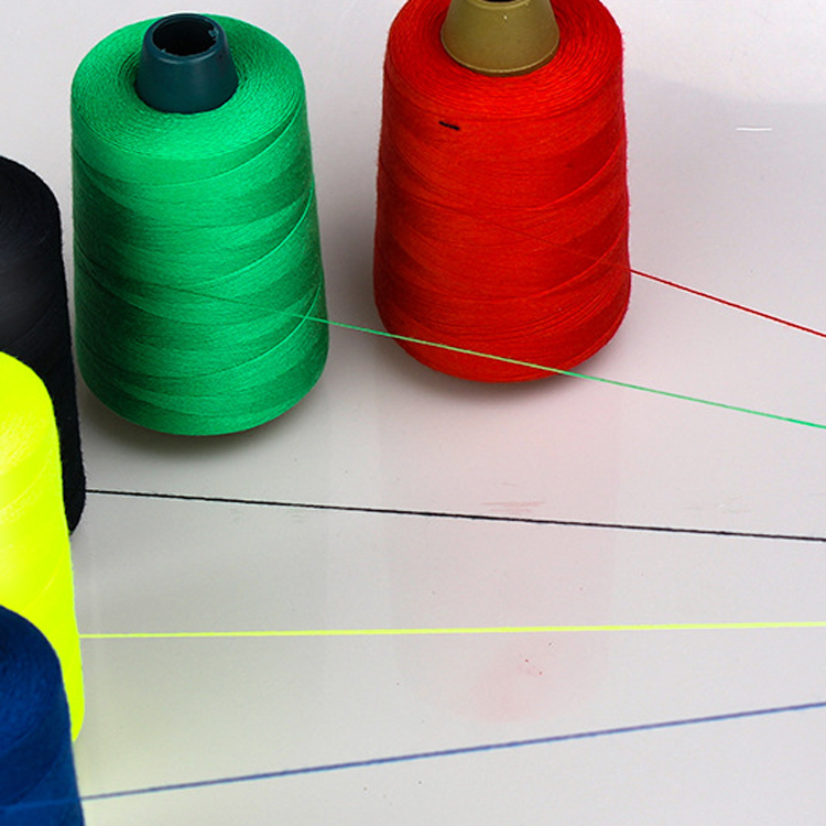 Factory Direct 8000 Yards 402 High Speed Polyester Sewing Thread