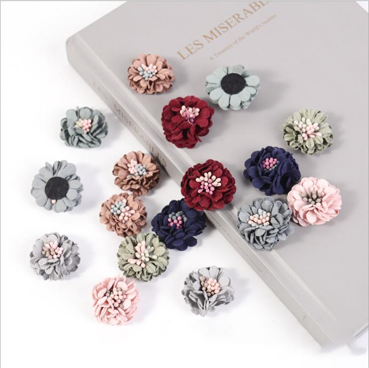 Купить все для цветов из ткани кольца для детей