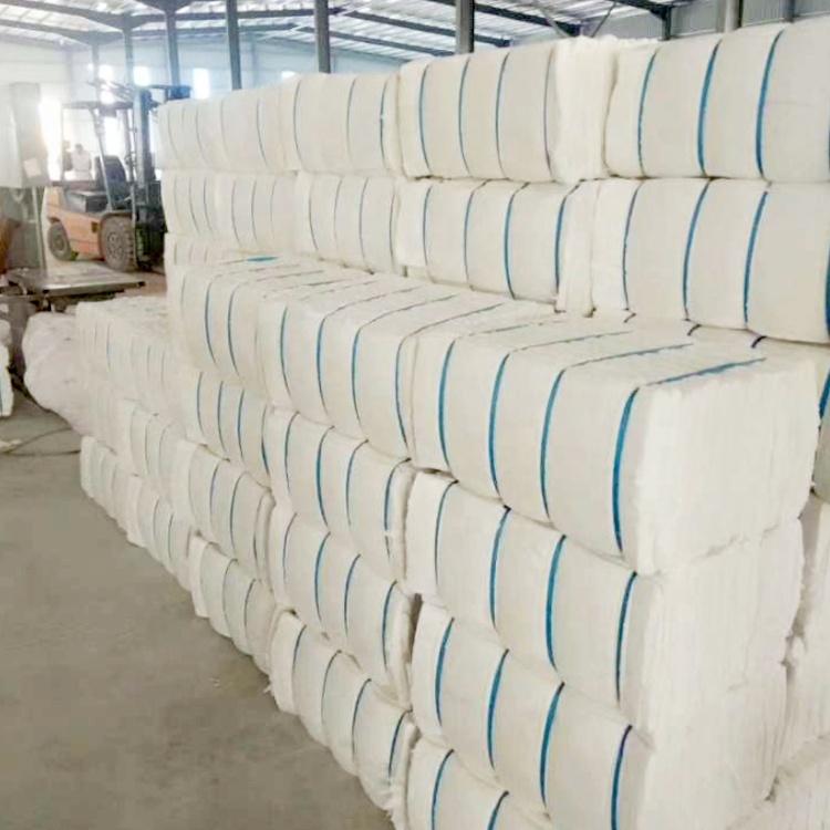 1260 aluminosilicic acid insulation ceramic fiber module is used for boiler insulation