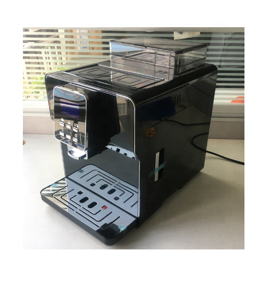 Pump Fully Automatic Coffee Machine One Touch Italy 10 Electric A6 Programmable Free Spare Parts Espresso Coffee Maker SWF 220