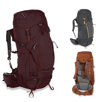 Promotional Custom 50 70 L outdoor waterproof camping travel hiking backpack