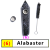 6 alabastro