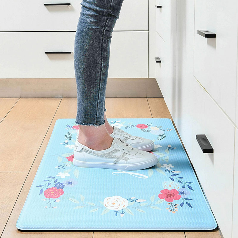 Printed Floor Area Rugs Personalized Design Doormat Kitchen Anti Fatigue Mat Buy Kitchen Rug Anti Fatigue Kitchen Rug Amazon Hot Sale Soft Washable Kitchen Runner Rug Product On Alibaba Com