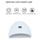 Uv Dryer Nail Nail Dryer Uv Lamp Dual Light Rechargeable Cordless Sun Uv Led Gel Dryer Nail Lamp For Salon Manicure