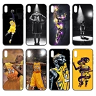 Phone Wholesale Hot Sale Customized Kobe Bryant Memorial TPU Phone Case For All Phone Models
