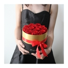 San valentines day gift rose flower an valentin gift 2020 eternal rose gift for girlfriend 2020