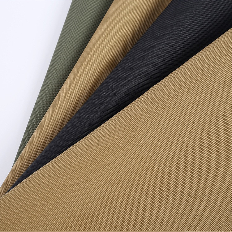 PVC laminated waterproof 600d polyester oxford fabric with flame retardant fabric