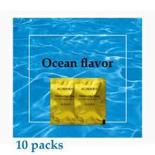 10 упаковок автомобильный освежитель воздуха автомобильный Стайлинг ароматизатор твердый парфюм лимон персик океан Лаванда авто Интерьер ...(Китай)