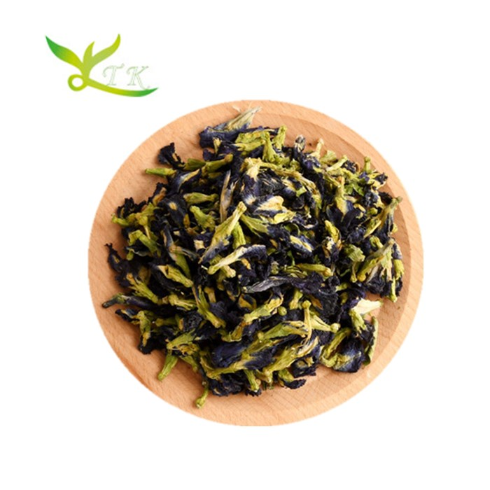 Hot sale organic butterfly pea flower tea