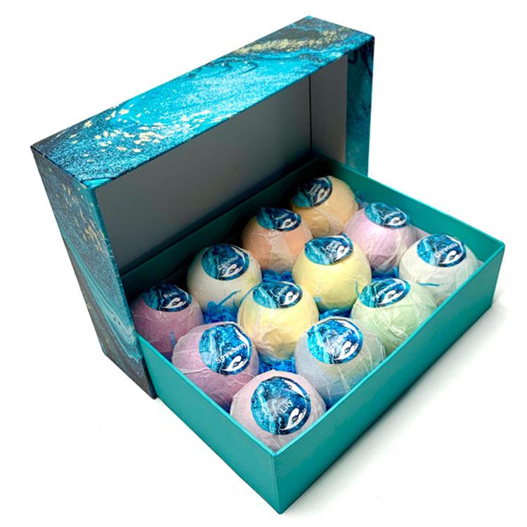 Многофункциональная и расслабляющая бомбочка для ванны, натуральная Органическая Ванна Fizzy