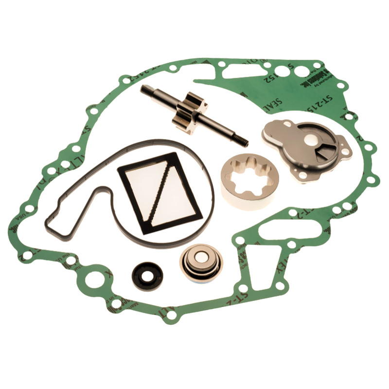 Sea Doo 4-Tec 1503 GTX 02-12 Primary Rear Oil Pump Rebuild Kit Sportster Speedster supercharged 420956675 420837472 290956675