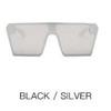 C8 Black / silver